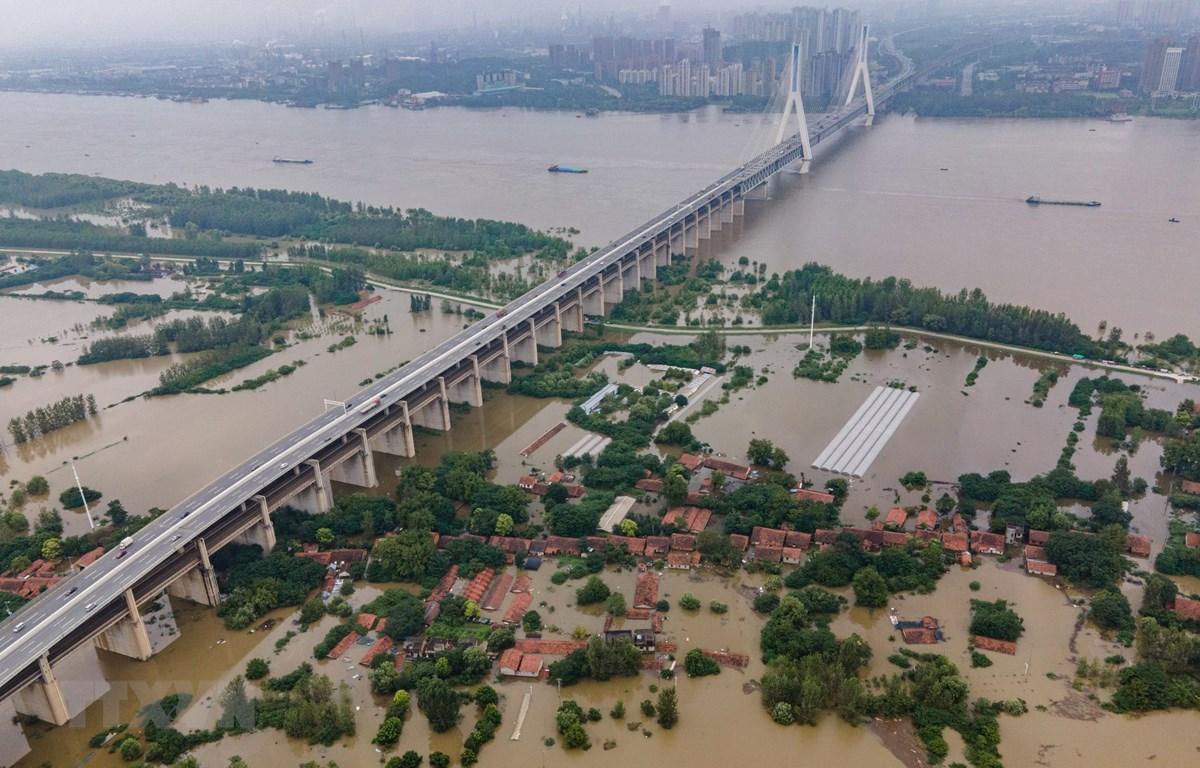 Trung Quốc Tiếp Tục Cảnh Bao Mưa Lớn Nguy Cơ Lũ Lụt Keo Dai Bao Binh Dương Online