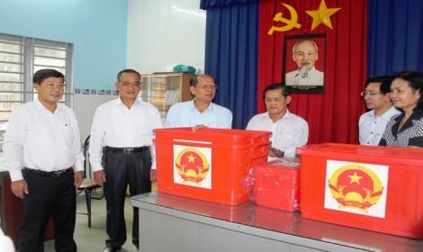 平阳省内各地的选举准备工作已就绪