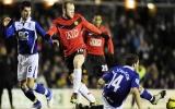 Vòng 21 Premiership: M.U bị cầm chân