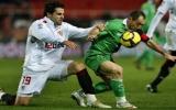 Vòng 17 La Liga: Sevilla tiếp tục thua trên sân nhà