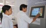 Kiosk thông tin thuế: Trợ thủ đắc lực hỗ trợ người nộp thuế tra cứu thông tin