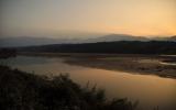 Thượng nguồn sông Hồng cũng cạn kiệt nước