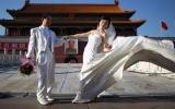 Trung Quốc: 24 triệu đàn ông khó lấy vợ