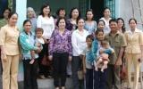 Câu lạc bộ Nữ doanh nhân Bình Dương: Trao tặng mái ấm tình thương cho hộ nghèo