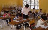 Học sinh xã Tam Lập (Phú Giáo): Gian nan đi tìm chữ