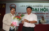 Liên đoàn bóng đá Bình Dương tổ chức Đại hội bất thường: Ông Vũ Đức Thành được bầu làm Chủ tịch BFF
