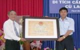 Cù lao Rùa, xã Thạnh Hội, huyện Tân Uyên: Vinh dự đón nhận Bằng di tích khảo cổ cấp Quốc gia