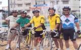 CLB xe đạp Thể thao Thủ Dầu Một: Thêm mạch sống cho cây đời xanh tươi!