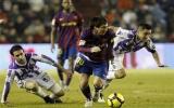 Vòng 19 La Liga: Thắng dễ, Barca đi vào lịch sử