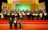 Giải thưởng Rồng vàng 2009: Tôn vinh 80 doanh nghiệp FDI