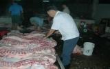 Hoạt động giết mổ và vệ sinh an toàn thực phẩm: Các địa phương tăng cường công tác kiểm soát