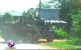 Giao tranh bùng nổ tại biên giới Thái Lan - Campuchia