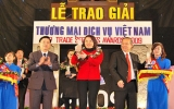 Maritime Bank đạt giải thưởng Top Trade Services Awards 2009