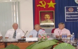 Trường Đại học Bình Dương: Ký kết nhiều thỏa thuận hợp tác quan trọng với Viện Hàn lâm Khoa học Kỹ sư Liên bang Nga