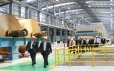 Khánh thành nhà máy sản xuất giấy lớn nhất Việt Nam