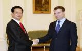 Việt Nam - Nga, 60 năm vượt qua mọi thử thách