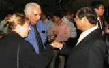 Họp mặt các cơ quan ngoại giao nhân dịp Tết Nguyên đán Canh Dần 2010
