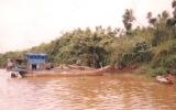 Hoạt động khai thác, kinh doanh cát lậu: Cần phải xử lý kiên quyết hơn