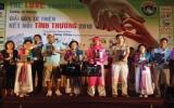 Giải golf từ thiện 2010: Quyên góp 62.000 USD