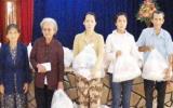 Công ty TM-XNK Thanh Lễ: Dành trên 200 triệu đồng tặng quà tết cho gia đình chính sách, hộ nghèo
