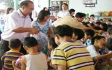 Nhiều hoạt động chăm lo cho người nghèo trong dịp tết