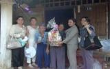 Nhóm nữ doanh nghiệp tặng 120 triệu đồng cho người nghèo đón tết