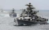 Ấn Độ tổ chức cuộc diễn tập hải quân lớn nhất