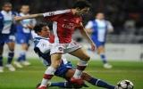 Arsenal thua ngớ ngẩn trước Porto