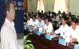 Hội nghị Ban Chấp hành TỈNH Đảng bộ lần thứ 22 - khóa VIII: Thực hiện quy trình công tác nhân sự Đại hội Tỉnh Đảng bộ lần thứ IX