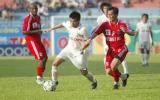 Vòng 3 V-League, HAGL- B.Bình Dương: Đại chiến... hòa?