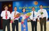 Kỳ họp lần thứ 16 - HĐND tỉnh khóa VII: Bà Trần Thị Kim Vân được bầu giữ chức Phó Chủ tịch HĐND tỉnh