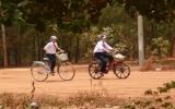 Đường giao thông xã Minh Hòa (Dầu Tiếng) đang xuống cấp nghiêm trọng: Nguyên nhân vì sao?