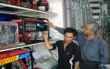 Nhộn nhịp thị trường máy phát điện