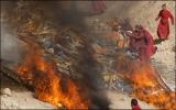 Số người chết vì động đất ở Trung Quốc lên hơn 1.300 người