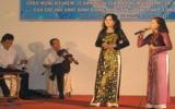 Giao lưu âm nhạc dân tộc: Thắt chặt thêm tình bằng hữu