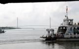 Cầu Cần Thơ chính thức nối liền hai bờ  sông Hậu
