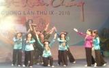 Khai mạc hội diễn Nghệ thuật quần chúng lần IX-2010