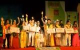Âu Tần Quang đoạt giải ngai vàng Ngôi sao điện ảnh triển vọng 2010