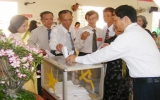 Đảng bộ hai phường Phú Cường và Phú Hòa, TX.TDM, Chi bộ Văn phòng HĐND - UBND huyện Thuận An (Bình Dương) tổ chức đại hội nhiệm kỳ 2010 - 2015