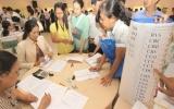 Đăng ký dự thi tuyển sinh ĐH, CĐ 2010: Hồ sơ giảm mạnh