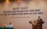 Hơn 1.700 đại biểu thuộc 54 dân tộc anh em lần đầu tề tựu về thủ đô