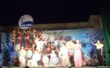Đoàn ca múa nhạc Dân tộc tỉnh lưu diễn ở Thuận An