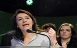 Cecile Duflot - ngôi sao nữ đang lên của chính trường Pháp