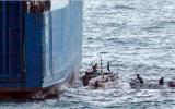 3 thủy thủ Việt Nam bị hải tặc Somalia bắt giữ