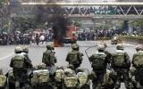 Thái Lan: Đụng độ giữa quân đội và phe