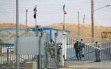 Lính Iraq, Iran đọ súng ở biên giới