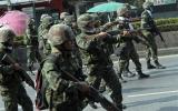 Bạo lực bùng phát ở Bangkok