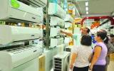 Thị trường hàng chống nóng tăng nhiệt