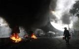 Chính phủ Thái từ chối thương lượng, quyết trấn áp biểu tình