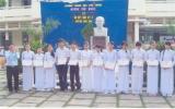 """Mô hình """"nuôi heo đất"""" tại trường THPT Huỳnh Văn Nghệ: Ý nghĩa lớn từ việc làm nhỏ"""